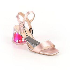 Zara Light Pink Heels